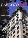2007 Cardozo Life (Summer) by Benjamin N. Cardozo School of Law