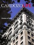 2007 Cardozo Life (Summer)
