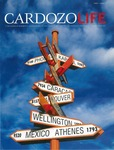 2008 Cardozo Life (Issue 1) by Benjamin N. Cardozo School of Law