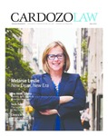 2015 Cardozo Life (Fall) by Benjamin N. Cardozo School of Law