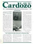 1992 Cardozo Life (Fall) by Benjamin N. Cardozo School of Law