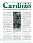 1993 Cardozo Life (Summer) by Benjamin N. Cardozo School of Law