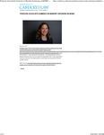 Professor Jessica Roth Comments on Manafort Sentencing on MSNBC