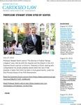 Professor Stewart Sterk Cited by SCOTUS
