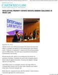Intellectual Property Experts Discuss Modern Challenges in Music Law
