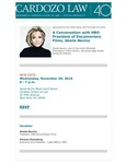 A Conversation with HBO President of Documentary Films, Sheila Nevins