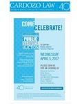 Cardozo Law 25th Annual Public Service Auction