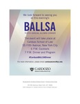 Ballsa Tenth Annual Alumni Dinner