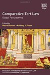 Comparative Tort Law : Global Perspectives by Mauro Bussani and Anthony J. Sebok