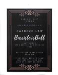 Barrister's Ball