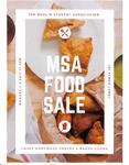 MSA Food Sale