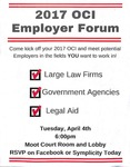 2017 OCI Employer Forum