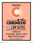 Cardozo Law Revue