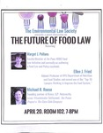 The Future of Food Law