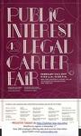Public Interest Legal Career Fair