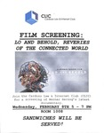 Film Screening: Lo and Behold, Reveries of the Connected World