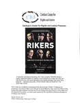 Film Screening: Rikers
