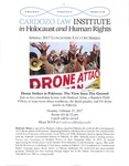 Drone Strikes in Pakistan: The View from the Ground