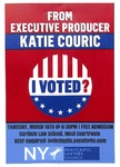I Voted? from Executive Producer Katie Couric