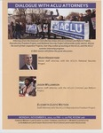 Dialogue with ACLU Attorneys