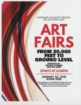 Art Fairs, From 20,000 Feet to Ground Level