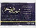 Judges Panel by Chabad Serving Cardozo & Friends