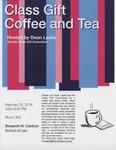 Class Gift Coffee and Tea