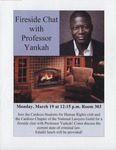 Fireside Chat with Professor Yankah