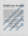 RAMP Info Session by Resident Associate Mentor Program (RAMP)
