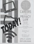 Career s in Privacy Law Today by Office of Career Services
