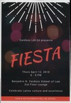 Fiesta by Cardozo Latin American Law Student Association (LALSA)