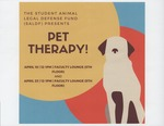 Pet Therapy! by Student Animal Legal Defense Fund (SALDF)