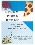 Study Pizza Break