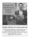 Fireside Chat with Professor Michael Pollack