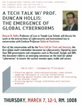 The Emergence of Global Cybernorms