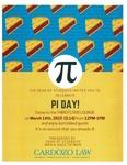 Celebrate Pi Day