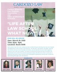 Life After Law School: What Now?