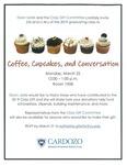 Coffee, Cupcakes, and Conversation by Benjamin N. Cardozo School of Law
