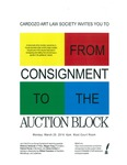 From Consignment to the Auction Block
