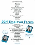 2019 Employer Forum