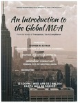 An Introduction to the Global M&A