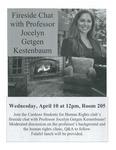 Fireside Chat with Professor Jocelyn Getgen Kestenbaum