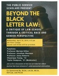 Beyond the Black Letter Law