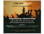 Negotiating a Record Deal
