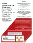 From Associate to Founder: Leveraging your Firm Experience to Work for a Start-Up
