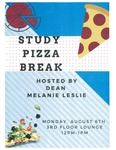 Study Pizza Break