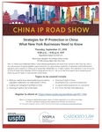 Strategies for IP Protection in China: What New York Businesses Need to Know