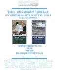 Law's Trials and Wars: Book Talk