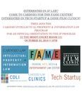 Cardozo Intellectual Property & Inforamtion Law Program Oreigntation