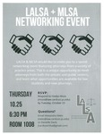 LALSA + MLSA Networking Event